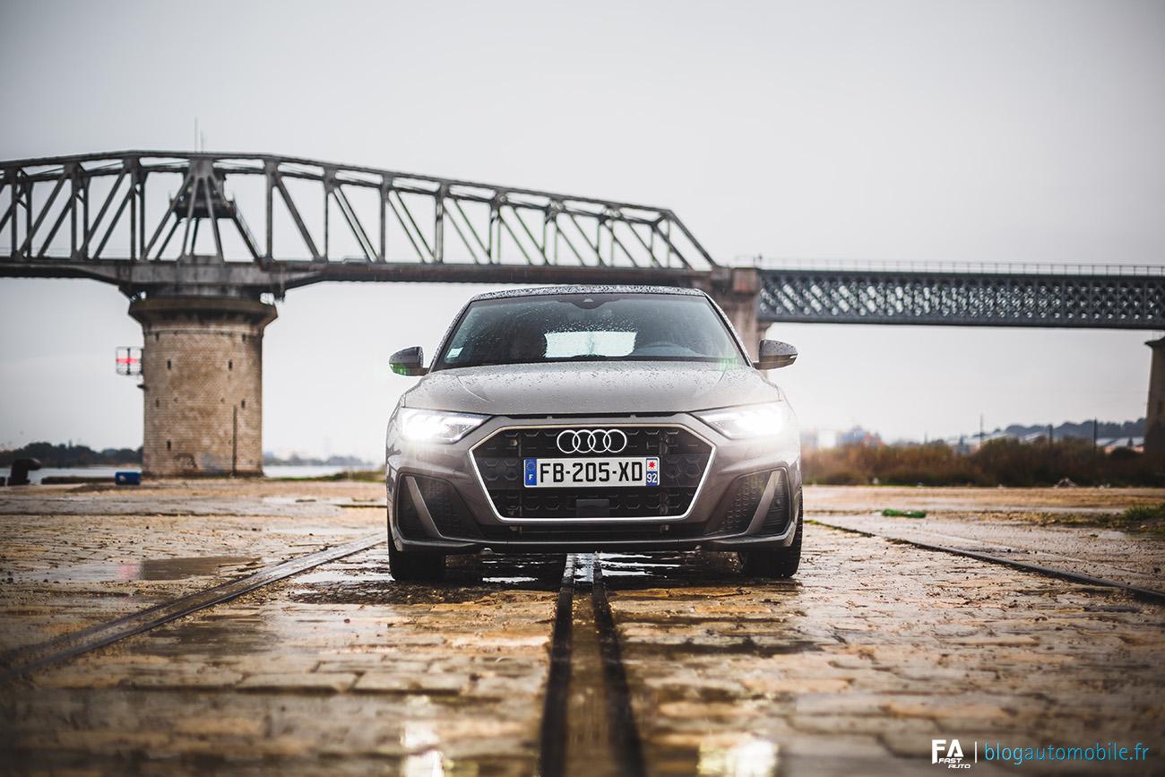 Essai nouvelle Audi A1 2019 (30 TFSI 116)