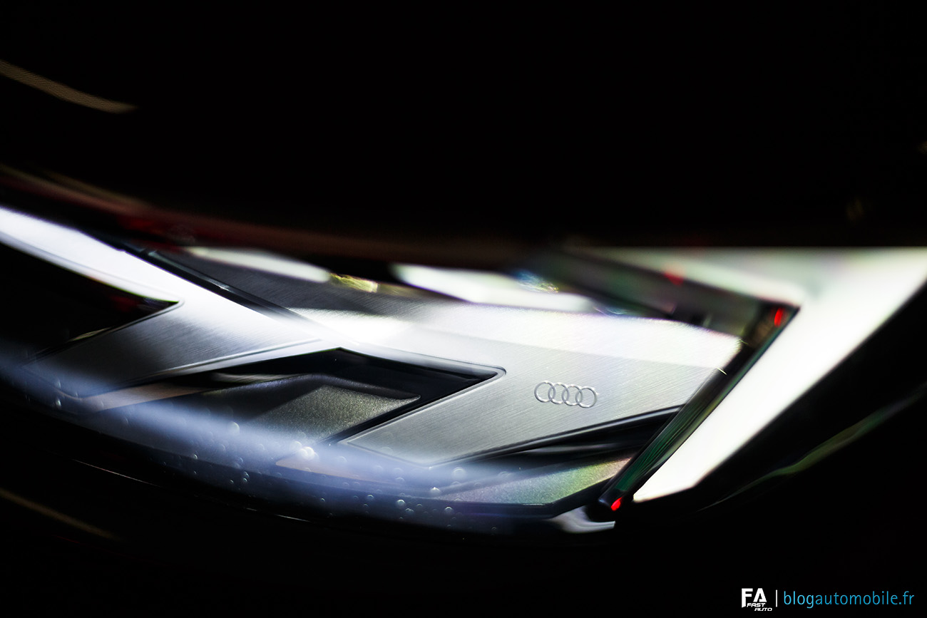 Essai nouvelle A1 2019 Audi (30 TFSI 116)