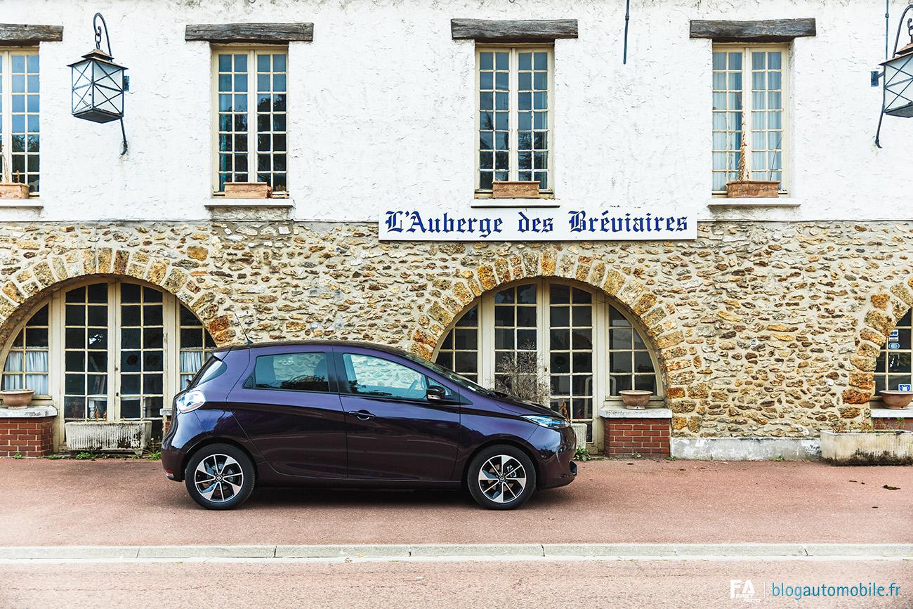 Essai Renault Zoé Z.E.40 R110