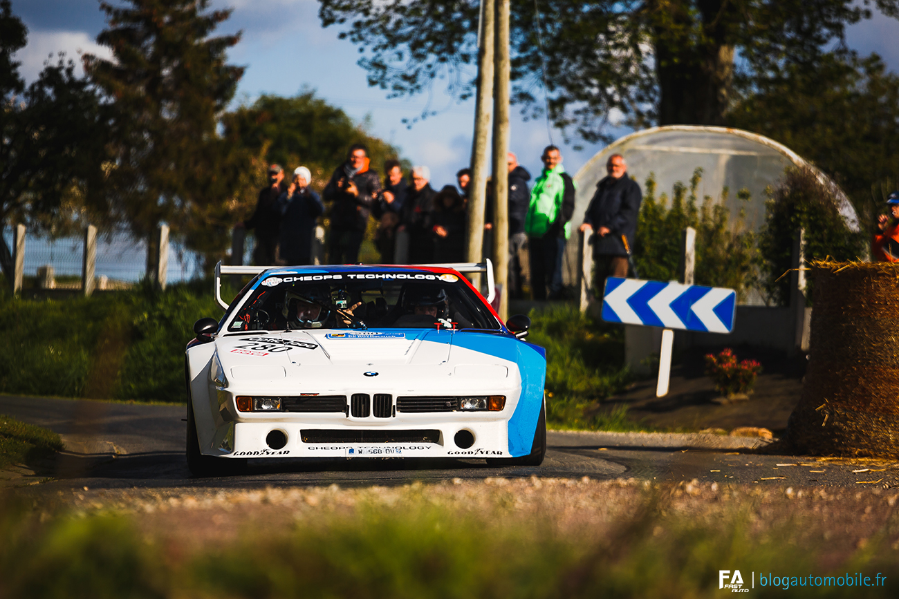 Tour Tour Auto 2019 (photos) - BMW M1 Procar2019 (photos)