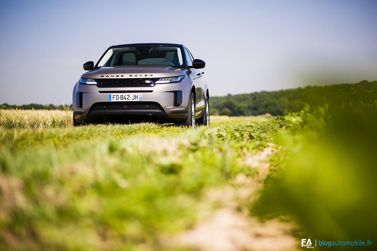 Essai Range Rover Evoque D240