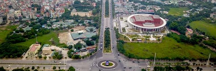 Hanoi street circuit F1