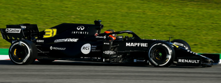 RENAULT R.S.20 F12020