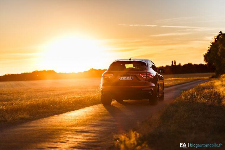 Essai Maserati Levante Trofeo V8 580 ch (photos)