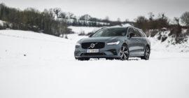 Essai Volvo V90 B5 2021
