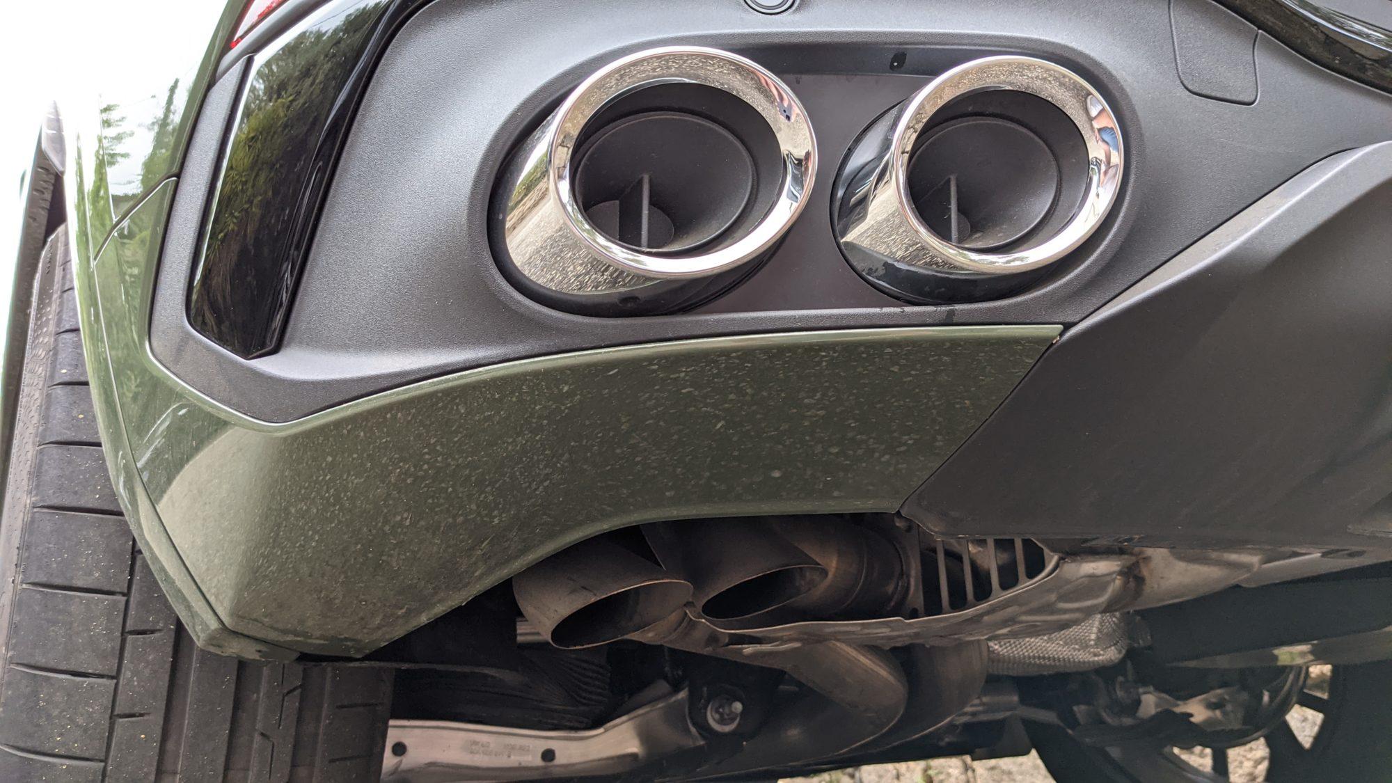 échappements Audi SQ5 Sportback